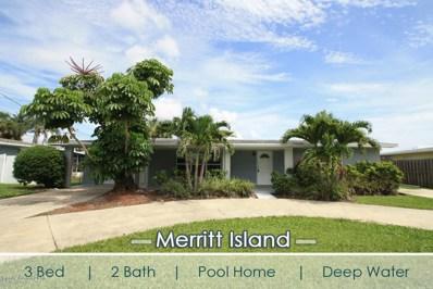 350 Alabama Avenue, Merritt Island, FL 32953 - #: 771824