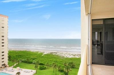 750 N Atlantic Avenue UNIT 901, Cocoa Beach, FL 32931 - #: 814800