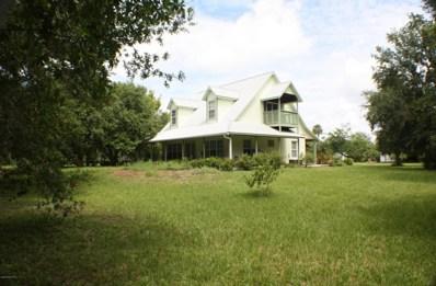 320 Palm Avenue, Oak Hill, FL 32759 - #: 817381