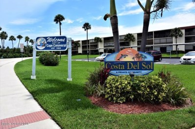 5800 N Banana River Boulevard UNIT 215, Cape Canaveral, FL 32920 - #: 820251
