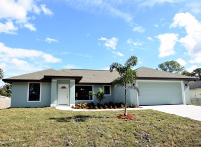 1149 Hill Avenue, Palm Bay, FL 32907 - #: 820356