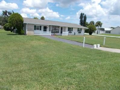 1001 W Indian River Boulevard, Edgewater, FL 32132 - #: 821121