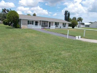 1001 W Indian River Boulevard, Edgewater, FL 32132 - #: 821121