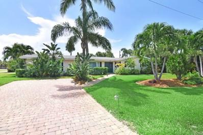 500 N Palm Avenue, Indialantic, FL 32903 - #: 822238
