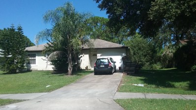 1371 Athens Drive, Palm Bay, FL 32907 - #: 822704