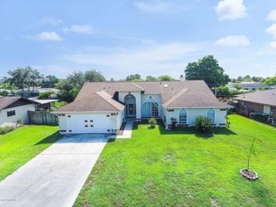 751 Becker Avenue, Palm Bay, FL 32905 - #: 822786