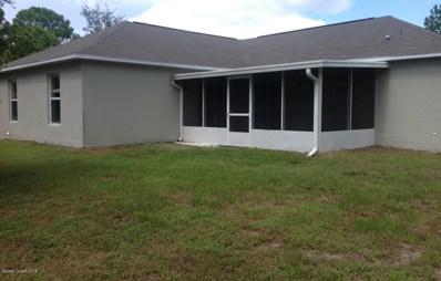 1406 Gray Street, Palm Bay, FL 32909 - #: 822804