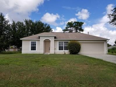 465 Brookedge Street, Palm Bay, FL 32907 - #: 822839