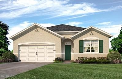 2906 Toulon Road, Palm Bay, FL 32909 - #: 823126