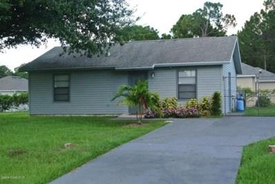 1277 Deedra Street, Palm Bay, FL 32907 - #: 823510
