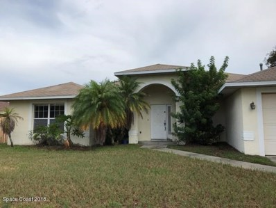 1222 Winding Meadows Road, Rockledge, FL 32955 - #: 824317