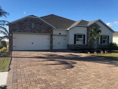 5215 Hebron Drive, Merritt Island, FL 32953 - #: 824686