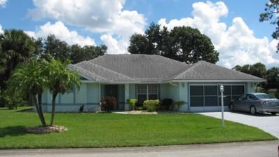 923 Sierra Place, Palm Bay, FL 32907 - #: 824888