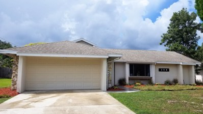 298 Yellowstone Avenue, Palm Bay, FL 32907 - #: 825201