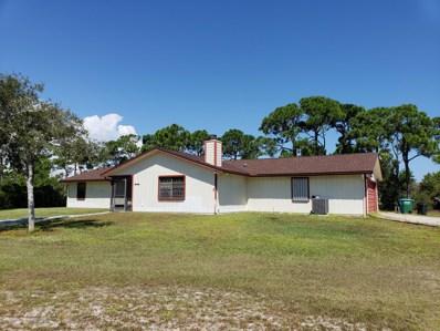 6570 Whispering Pines Lane, Grant Valkaria, FL 32949 - #: 825288