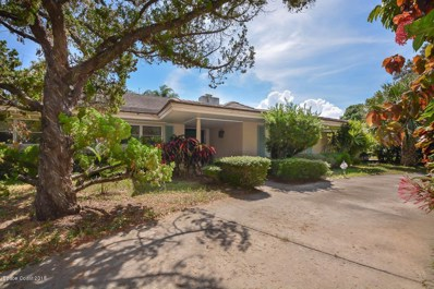 705 Hibiscus Trail, Melbourne Beach, FL 32951 - #: 825315