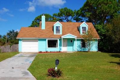 1391 Sonn Court, Palm Bay, FL 32907 - #: 825960