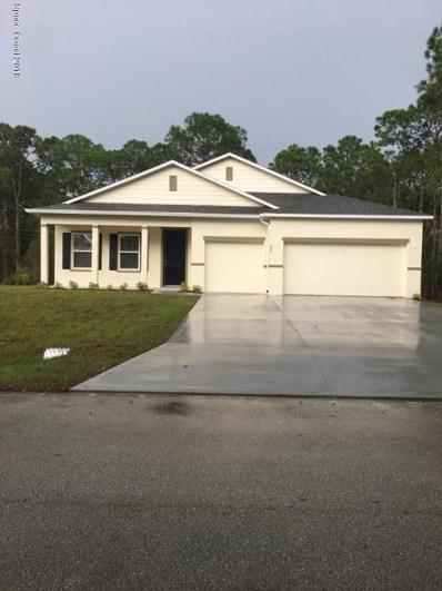 221 SW Falls Church Street, Palm Bay, FL 32908 - #: 826867