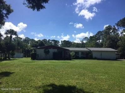 4675 Rector Road, Cocoa, FL 32926 - #: 827451