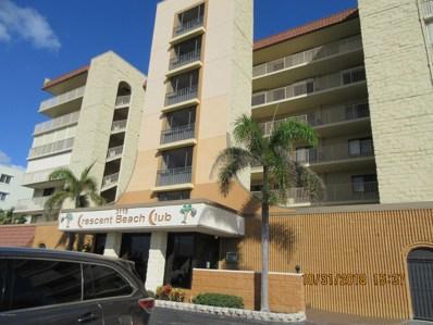 3115 S Atlantic Avenue UNIT 503, Cocoa Beach, FL 32931 - #: 828652
