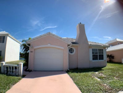 963 Wateroak Drive, Palm Bay, FL 32905 - #: 828675