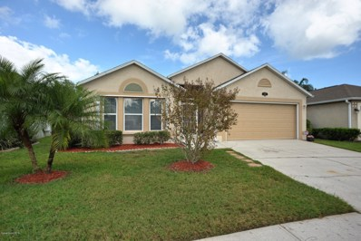 2133 Spring Creek Circle, Palm Bay, FL 32905 - #: 829221