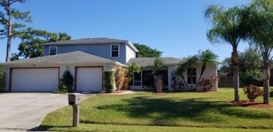 503 NE Homestead Avenue, Palm Bay, FL 32907 - #: 829436
