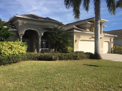 2414 Tuscarora Court, West Melbourne, FL 32904 - #: 829523