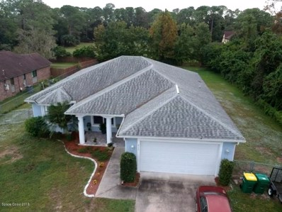 4117 Fishermans Place, Cocoa, FL 32926 - #: 829571