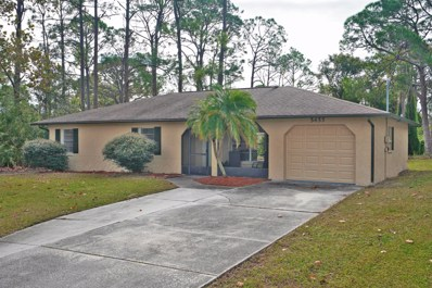 5455 Curtis Boulevard, Cocoa, FL 32927 - #: 829719