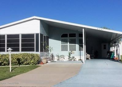 7591 Chasta Road, Micco, FL 32976 - #: 829776