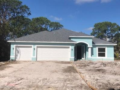 1221 Destiny Street, Palm Bay, FL 32909 - #: 829781