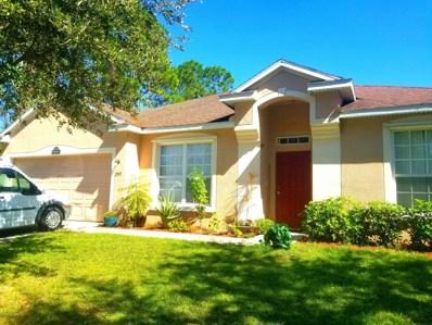 2597 Harbison Avenue, Palm Bay, FL 32908 - #: 830575