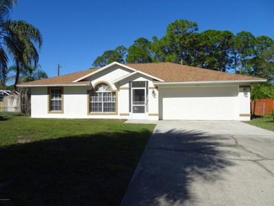 1241 Doe Court, Palm Bay, FL 32909 - #: 831240