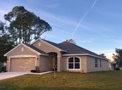 1168 Hathaway Road, Palm Bay, FL 32908 - #: 832270