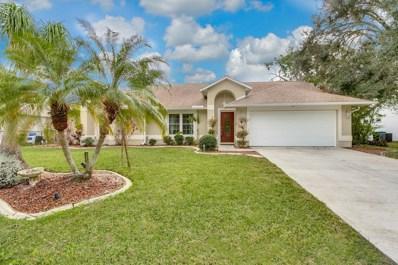1506 Lombard Street, Palm Bay, FL 32907 - #: 832753