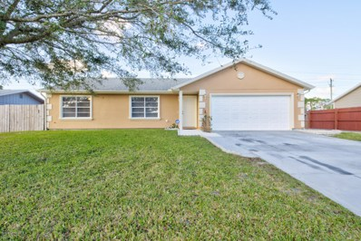 1330 Elmira Avenue, Palm Bay, FL 32907 - #: 833102