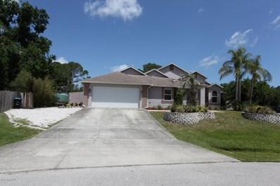 1411 SE Hero Street, Palm Bay, FL 32909 - #: 833220