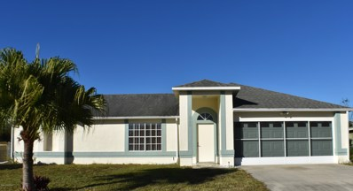 1145 Kenmore Street, Palm Bay, FL 32907 - #: 833771