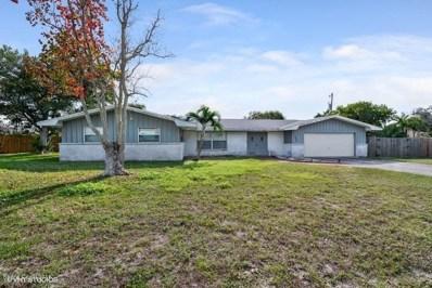 1145 Saint George Road, Merritt Island, FL 32952 - #: 833839