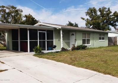 1820 Kirby Drive, Titusville, FL 32796 - #: 834069