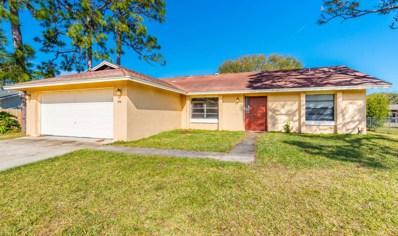 1391 NW Natal Street, Palm Bay, FL 32907 - #: 834496