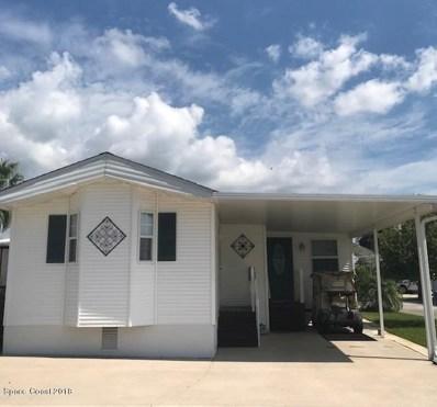 3020 Frontier Drive UNIT 84, Titusville, FL 32796 - #: 835514