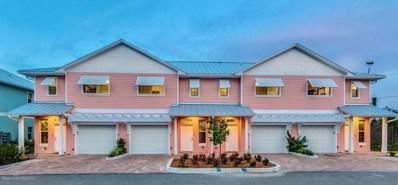 104 Parrottfish Lane Lane UNIT 102, Merritt Island, FL 32953 - #: 848910