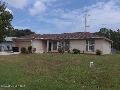 241 NW High Road NW, Palm Bay, FL 32907 - #: 852525