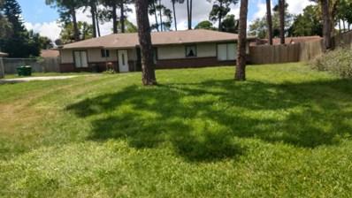 5614 Jamaica Road, Cocoa, FL 32927 - #: 855140