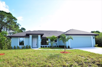 1627 Earlham Avenue NW, Palm Bay, FL 32907 - #: 855485
