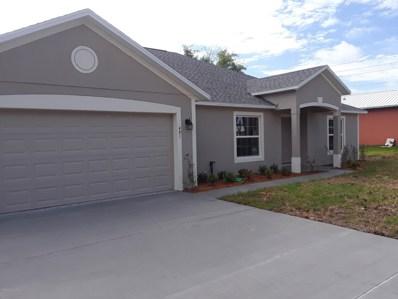 407 Filbert Avenue NE, Palm Bay, FL 32907 - #: 857645