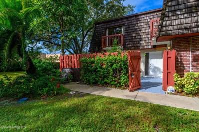 40 Piney Branch Way UNIT B, West Melbourne, FL 32904 - #: 857800