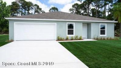 599 SE Sherman Street SE, Palm Bay, FL 32909 - #: 858410